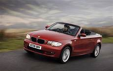 used bmw 1 series convertible 2008 2013 review parkers