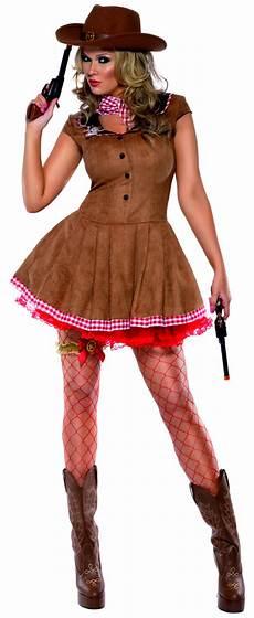 Costume Far West Deguisement D 233 Guisement Femme