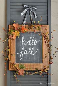 hello home decor repurposed fall d 233 cor hospitality filled homes lilacs