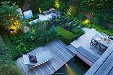 Dans Un Jardin Reflection Garden Rowe Garden Design