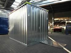 Schnellbaucontainer Kaufen Materialcontainer