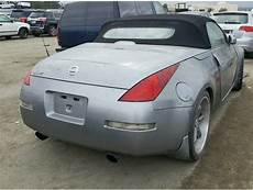 all car manuals free 2004 nissan 350z head up display 2004 nissan 350z roadster parts vehicle aa0672 exreme auto parts