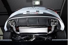seat cupra 280 ps gets milltek performance exhaust