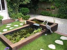 construire un bassin à poisson comment faire un bassin pour poisson