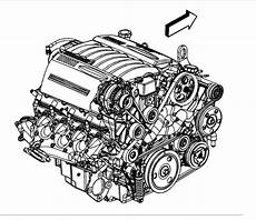 Serpentine Belt Diagram I The Ss Model With A
