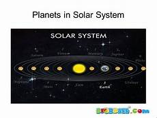 solar system and planets for kids authorstream