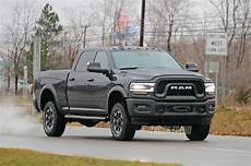 spied 2020 ram heavy duty completely