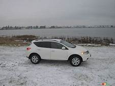 Nissan Murano Reviews From Industry Experts  Auto123