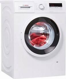 waschmaschinen bosch bosch waschmaschine wan28121 7 kg 1400 u min otto