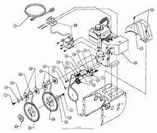 Mtd 31ae640f382 1998 Parts Diagram For Belt Drive