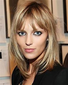 Hairstyles With Bangs For Thin Hair