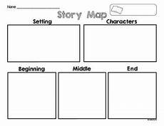 story map worksheet grade 4 11623 freebie story map setting characters beginning middle end kindergarten writing