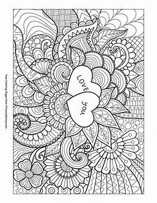 s day printable coloring pages for 20532 you zentangle coloring page free printable ebook coloring pages