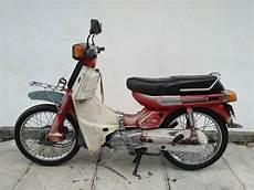 Modifikasi Yamaha V80 by Rudy S Sepeda Motor Yamaha V80