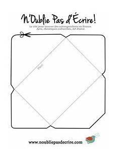 comment faire des enveloppes t 233 l 233 chargez gratuitement le gabarit de noubliepasdecrire