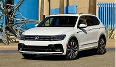 tiguan 2019 änderungen 2019 vw tiguan facelift rumors changes interior colors