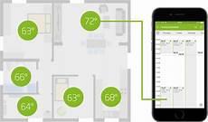 radiant floor heating with autopilot smartphone app