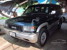 how it works cars 1998 isuzu trooper auto manual isuzu trooper 1998 xs 3 2 in ภาคเหน อ automatic suv ส เข ยว for 270 000 baht 2543466 one2car com