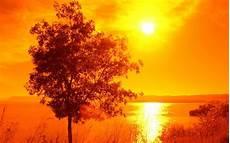 Orange Wallpaper Landscape landscape sun trees lake orange water wallpapers hd