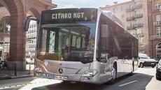 Technische Daten Mercedes Omnibusse
