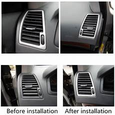 auto air conditioning service 2013 volvo xc90 on board diagnostic system air conditioning vent ac outlet decorative frame cover trims for volvo xc90 2008 2009 2010 2011