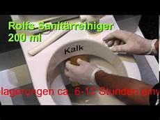 Entkalkerstab Plus Mit Rolfs Sanit 228 Rreiniger