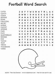 34 end to end football word search puzzles for you kittybabylove com