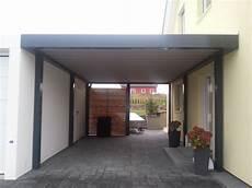 Beton Einzelgarage Mit Sektionaltor Stahl Einzel Carport