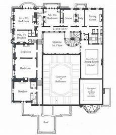 vanderbilt housing floor plans the gilded age era the cornelius vanderbilt ii mansion