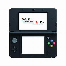 nintendo 3ds console nintendo new 3ds system mario black recharged
