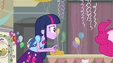 twilight sparkle meets pinkie pie in human form my
