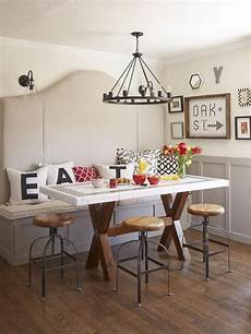 Decorating Ideas For Kitchen Area by Beautiful And Cozy Breakfast Nooks Hative