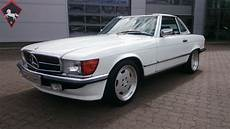 mercedes w 107 1988 mercedes 500sl w107 is listed sold on
