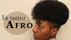 Afro Undercut Hairstyles