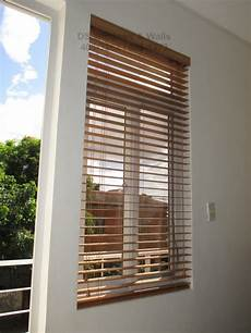 correct window depth for inside mounted wood blinds