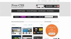 web templates gratis 7 siti internet dove trovarli 187 pensa creativo