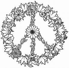 Ausmalbilder Blumen Schwer Blumen