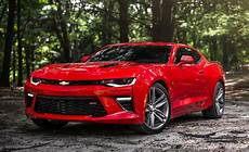 2016 Chevrolet Camaro Ss Automatic Test Review Car And