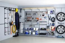 Endlich Ordnung In Der Garage Mit Elfa Garage Optimal