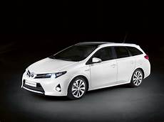 2013 Toyota Auris Touring Sports Top Speed