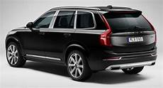 volvo xc90 hybride occasion volvo xc90 excellence shines in new images