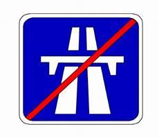 fin d autoroute code panneaux de la route gratuit