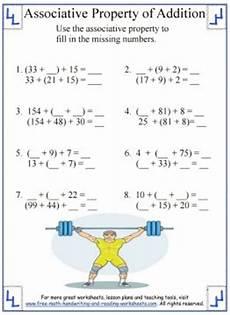 associative property of addition worksheets grade 3 9208 associative property of addition definition worksheets
