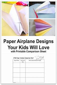 paper airplane science worksheets 15715 paper airplane designs your will jdaniel4s airplane design airplane