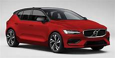 new volvo v40 2020 cross country release date specs