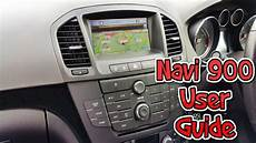 Vauxhall Navi 900 Infotainment System User Guide Opel