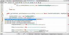 pagerduty java api java netbeans refuses to auto suggest known classes for imports stack overflow