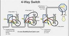 12 2wire diagram 3 way and 4 way switch wiring for residential lighting residential lighting home owners and