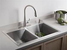 kitchen sink and faucet ideas kitchen sink styles and trends hgtv