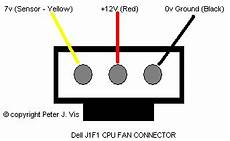 12v computer fan wire diagram which wire is negative on this pc fan electrical engineering stack exchange